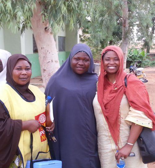 Community Health Agent Polio Campaign Training
