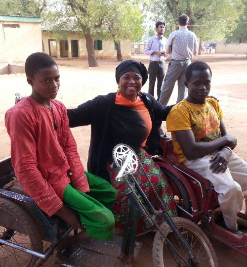 Nigeria CDC WHO Polio Campaign