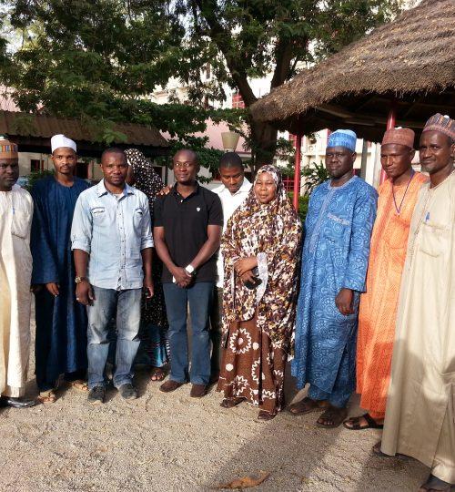 Nigeria Polio Vaccination Health Agents