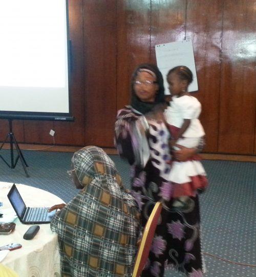 Nigeria Health Agents Training