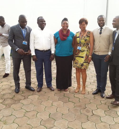 Cameroon WHO Community Health Agents