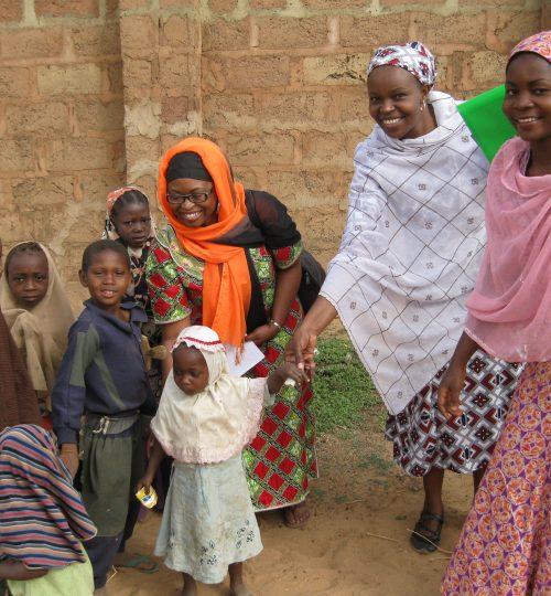 Nigeria WHO Polio Campaigns