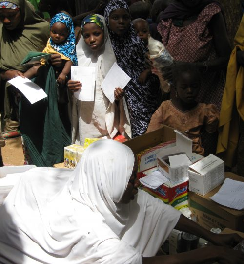 Nigeria Polio Campaign