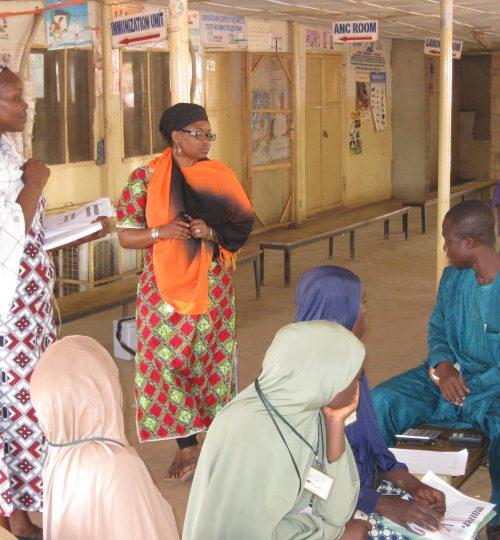 Nigeria Polio Health Agent Supportive Supervision