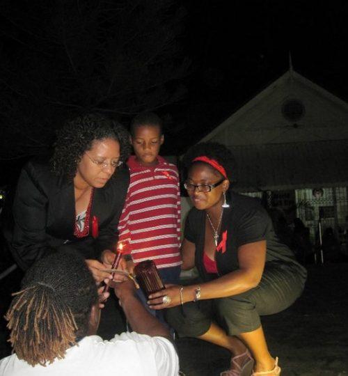 JamaicaWorldAIDSDay